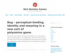 nickbentley.games