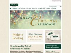 browns-restaurants.co.uk