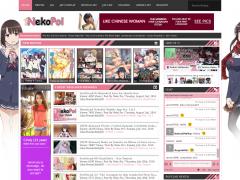 Nekopoi Org Site Ranking History