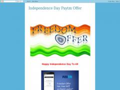 paytmfreedomoffers.blogspot.in