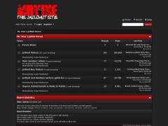 Mrvinesforum.io site ranking history