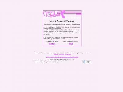 Girlsfeetgalleries.net site ranking history