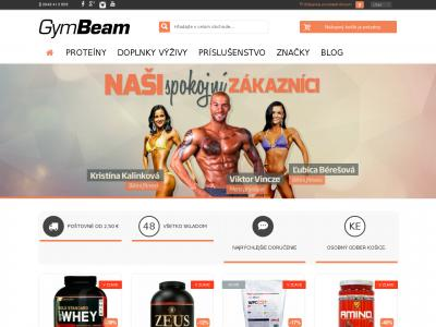 Výsledok vyhľadávania obrázkov pre dopyt GymBeam.sk