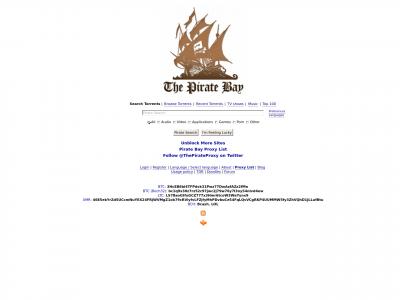 pirateproxyvip site ranking history