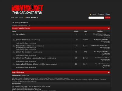 Mrvineboard.io site ranking history