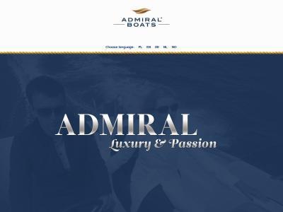 www admiral x com