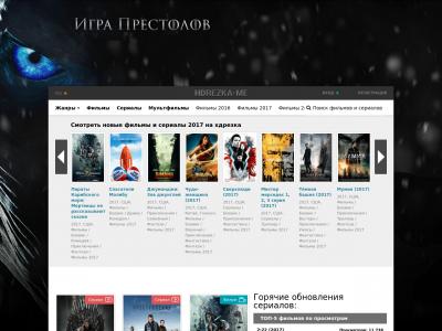 Hdrezka.co site ranking history
