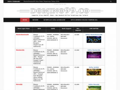 Server.poker site ranking history