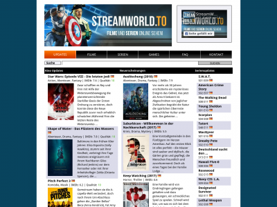 Streamworld.To Legal