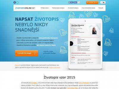 Zivotopis Site Ranking History